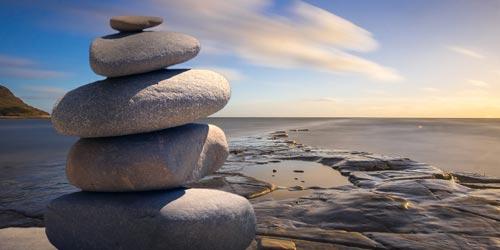 Mental balanse, matlos